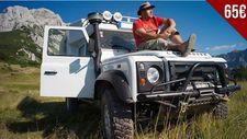 10% popusta na džip safari kroz NP Sutjeska