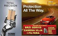 45% popusta za profesionalnu uslugu velikog servisa dizel motora!