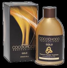 10 % popusta na Cocochoco Keratin za ispravljanje kose – Gold 250ml
